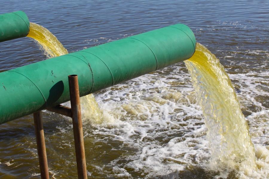 agua rejeito para OIL&GAS